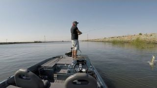 Delta bass fishing
