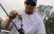 Patchy Grass, Bare Spots and Sand... Keith Combs on grass bassin'