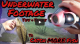 Underwater Camera Footage of Bass Biting Lures & Their Behavior VIDEO