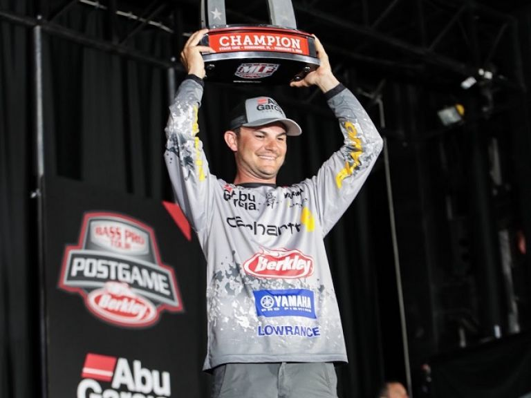 "Here's  the Deets on What Jordan Lee Used His Lowrance for at the MLF Win - My Lowrance HDS Live units definitely were a big part of my win,"" said Lee. ""I had the C-MAP card for Lake Garcia, which gave me a super detailed understanding of what was out there"