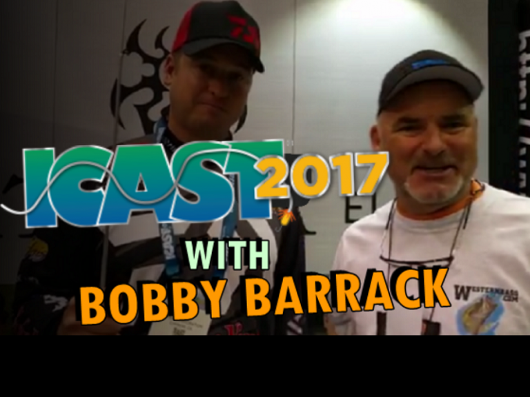 ICAST 2017 with Bobby Barrack - Frog Master Bobby Barrack on the floor of ICAST 2017 | Watch the action