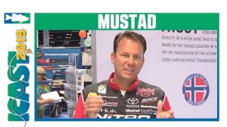 Mustad Extra Wide Gap 2X Short Treble Hooks with Kevin VanDam