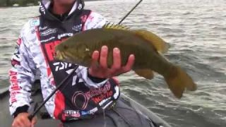 Tube Fishing For Smallmouth Bass