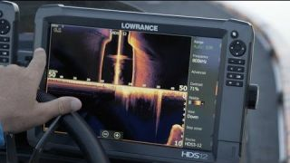 Setting up Lowrance HDS-12 GEN3 Electronics with Fletcher Shryock