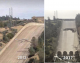 2013 vs 2017 on the Oroville Spillway