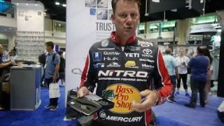 Kevin Vam Dam introducing the new Mustad Treble Replacement kit