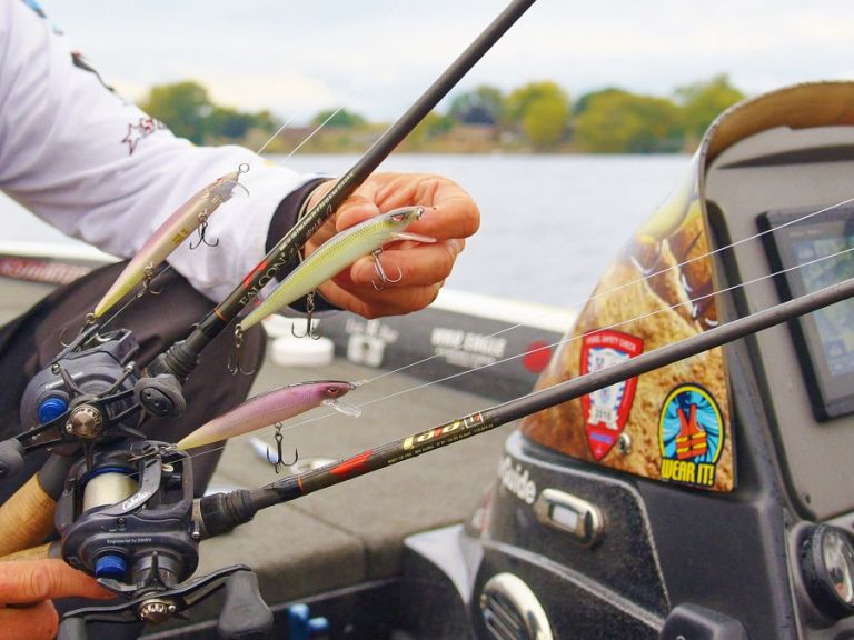 Mike McClelland's Stickbait Secrets - Getting your bait into the strike zone is a key to getting bites; but in the early days of stickbait fishing it meant you had to modify your bait to get it into the fish zone.