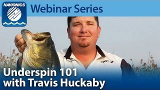 Navionics Webinar | Underspin 101 for Catching Bass