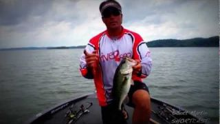 How to fish deep on the ledges: Instructional Shortcast