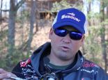 Throw Your Jerkbait, Squarebills and Small Topwater Lures Like Cody Meyer
