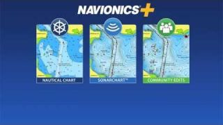 Navionics+ Subscription on Mobile for Apple & Android