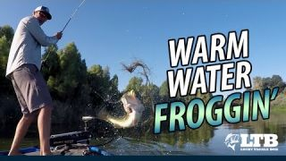 Tackle How-To: The ULTIMATE Way to Fish Frogs #LTB