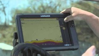 Lowrance How-To: Adjusting Colorline on a Lowrance unit