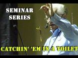 Seminar Series | Catchin' 'Em in a Toilet with Don Iovino