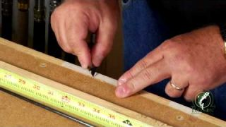 How-To Build a Fishing Rod: Chapter 4 - Measuring and Placing the Guides