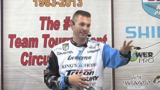 Bass-A-Thon Seminar Series Randy Howell Trail to Bassmaster Classic Win Part 4