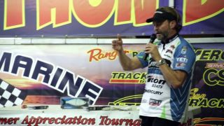 The Biggest Swimbait Mistake that Fishermen Make | Bass Fishing Seminar | Byron Velvick | Bass-A-Thon