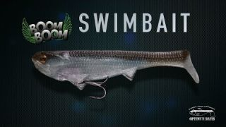 "The NEW ""BOOM BOOM"" Swimbait from Optimum Baits"