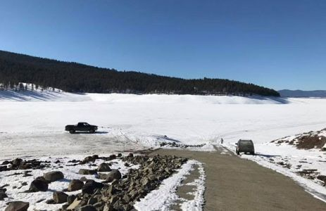 Boater/Angler Access at Phillips Reservoir Improved