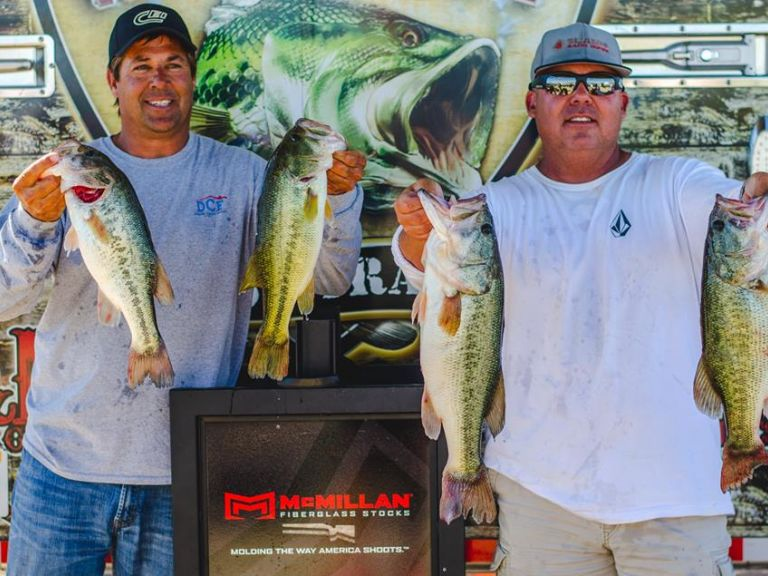 KERENY AND KREUZER CLAIM ARIZONA TEAM CHAMPIONSHIP AMIDST WILD WEST BASS DAYS - PAYSON, Ariz. – Post-spawn bass were the target for the team of Richard Kereny of North Phoenix and Dean Kreuzer of Mesa in their victory at 2018 Wild West Bass Trail (WWBT) Arizona Team Championship on Lake Roosevelt.