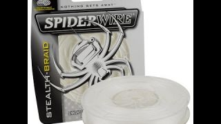 Stealth Translucent Braid #SpiderWire