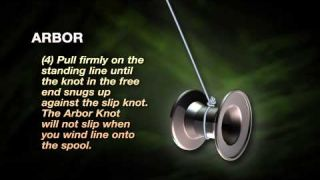 Knot How-To: Arbor Knot - SpiderWire