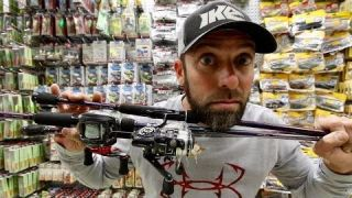 The 3 Most Used Combos in Iaconelli's Boat | Bass Fishing Rod Reel