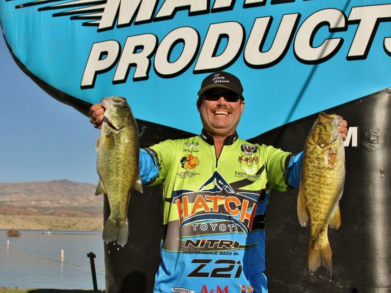 The west 39 s biggest bass fishing forum for Johnny johnson fishing
