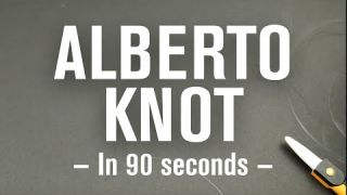 Knot How-To:Alberto | Connecting Braid to Fluorocarbon in 90 Seconds #MTB