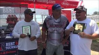 3rd Place Fishing Report 19.78  Pounds| Clear Lake BBT Aug 19