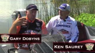 Lowrance HDS Tide Chart Tutorial with Gary Dobyns and Ken Sauret
