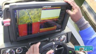 Controlling Your Livewell, Power-Pole and Other Accessories right from your Lowrance