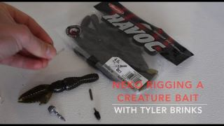 Rigging How-To | Neko Rig  a Creature Bait