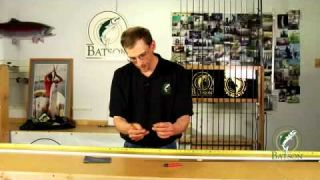 How-To Build a Fishing Rod: Chapter 2 - Spining the blank