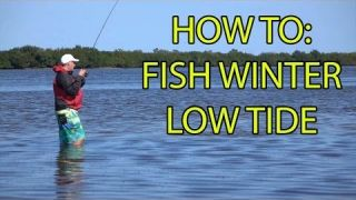 Tackle How-To: Winter Low Tide fishing