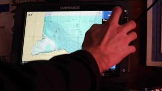 How to Adjust Depth Highlights on Lowrance with Navionics