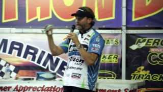 Swimbait Eaters, Dead Times, Big Kickers | Bass Fishing Seminar | Byron Velvick | Bass-A-Thon
