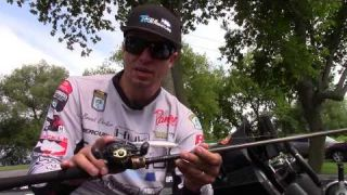 How and Why a Jerkbait, the Setup and more with Brent Ehrler at St. Lawrence River