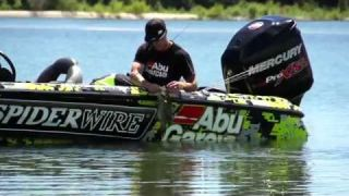 Smallmouth Bass Fishing with the NEW Abu Garcia Revo Spinning Reels
