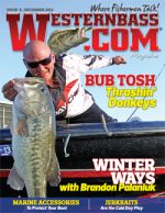 Westernbass Magazine, Winter 2012