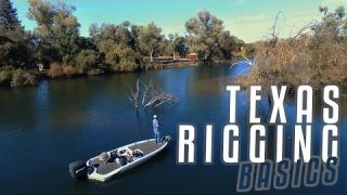 Tackle How-To: Texas Rigging Setup, Modifications  #LTB #Daiwa
