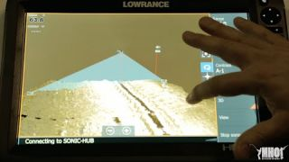 Lowrance 3D STRUCTURE SCAN - ISE 2016