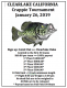 Clear Lake Crappie Tournament