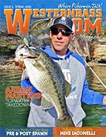 Spring Bass Fishing Patterns, Techniques, Lures and Tips