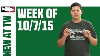 What's New At Tackle Warehouse w. Jake Cotta - 10/7/15
