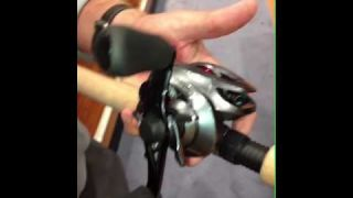 2013 ICAST Shimano New C14+ Reel
