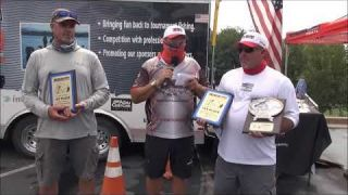 Dale Shirley & Dave Tencati Win the CA Delta Aug 22, 2020 with 19.00 lbs.