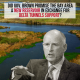 Did Governor Brown promise the Bay Area a new reservoir in exchange for Delta tunnels suppor