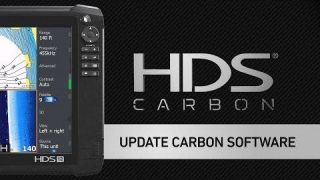 Software Update | Lowrance HDS Carbon