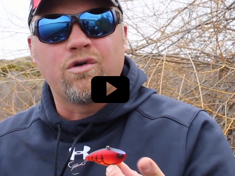 Tips for Fishing Cold Water with the Yo-Zuri Rattl'n Vibe VIDEO - Luke Clausen on fishing the Rattl'n Vibe in Cold Water/Springtime